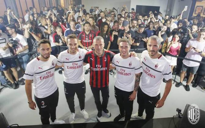 AC Milan, prezentare