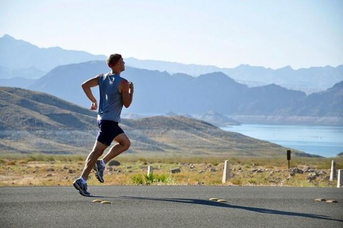 Când te apuci de alergat, începi cu o distanță mică, pe care o crești treptat