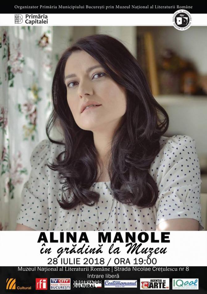 Alina Manole – Concert Necântate 2.0