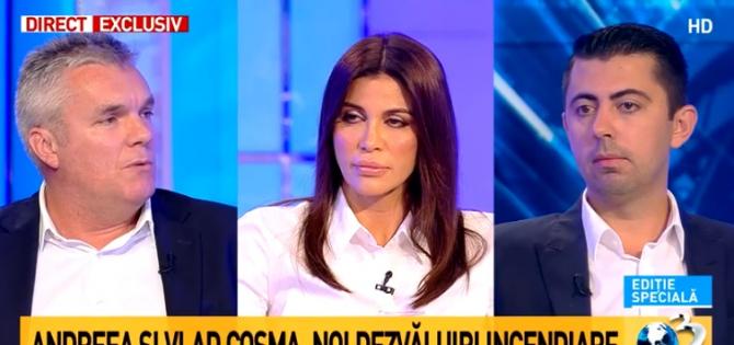 Andreea Cosma, plângere bombă la Parchetul General: Mâine o depun