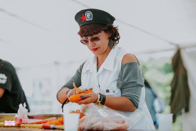 Angie Cobuț (Chefi la cuțite), drift-uri cu mașina: Îmi este foarte frică!