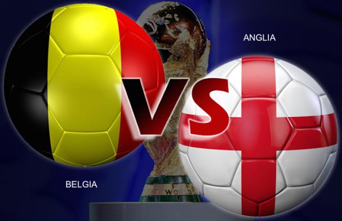 Belgia - Anglia rezultat . Finala mică Campionatul Mondial Rusia 2018