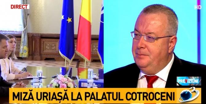 Iohannis – Dăncilă, discuții la Cotroceni. Chirieac: E un moment T0 în anul Centenarului