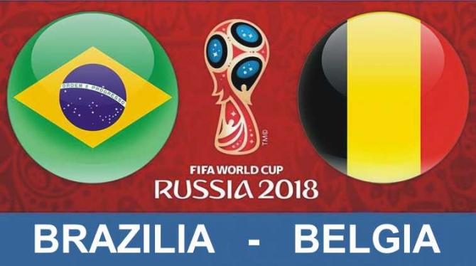 Brazilia - Belgia rezultat. Sferturi de finală Cupa Mondială 2018