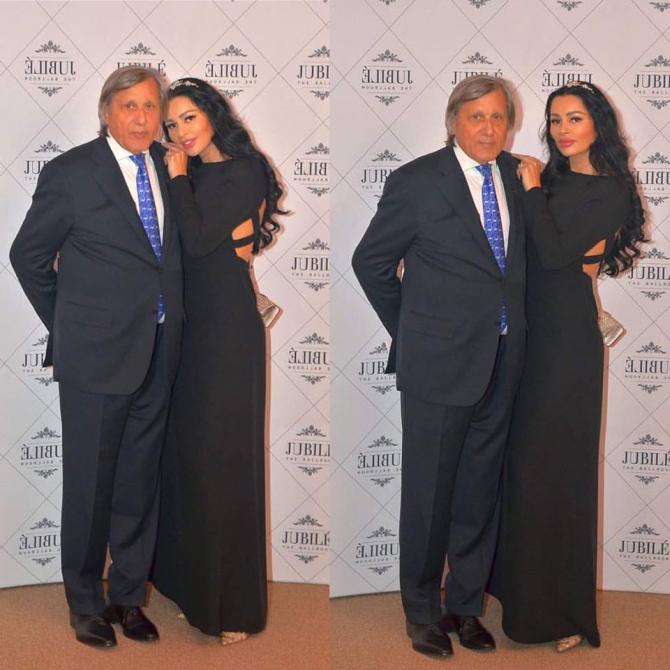 Brigitte și Ilie Năstase