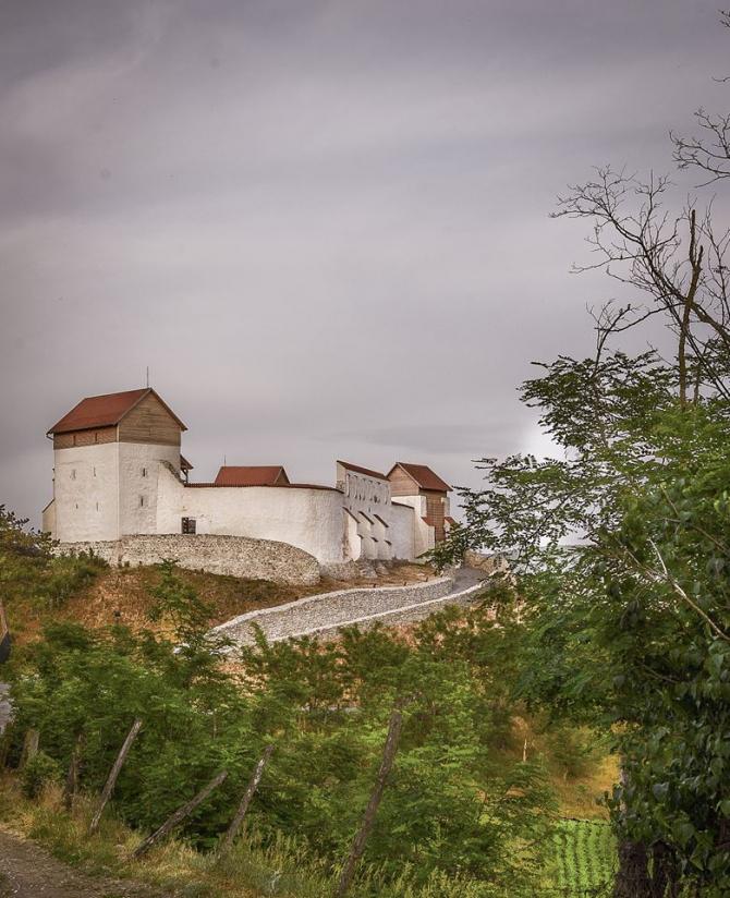 Cetatea Feldioara. Sursă foto: Firicel Cătălin Radu