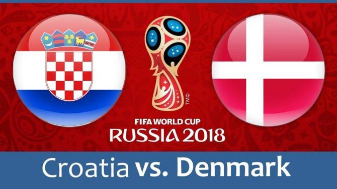 Croaţia - Danemarca, Rezultat final VIDEO. Vezi goluri şi penalty-uri