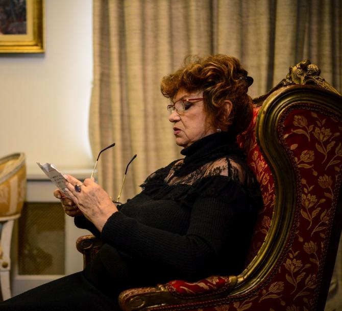 Cezara Dafinescu, proiect cu Mihai Bendeac