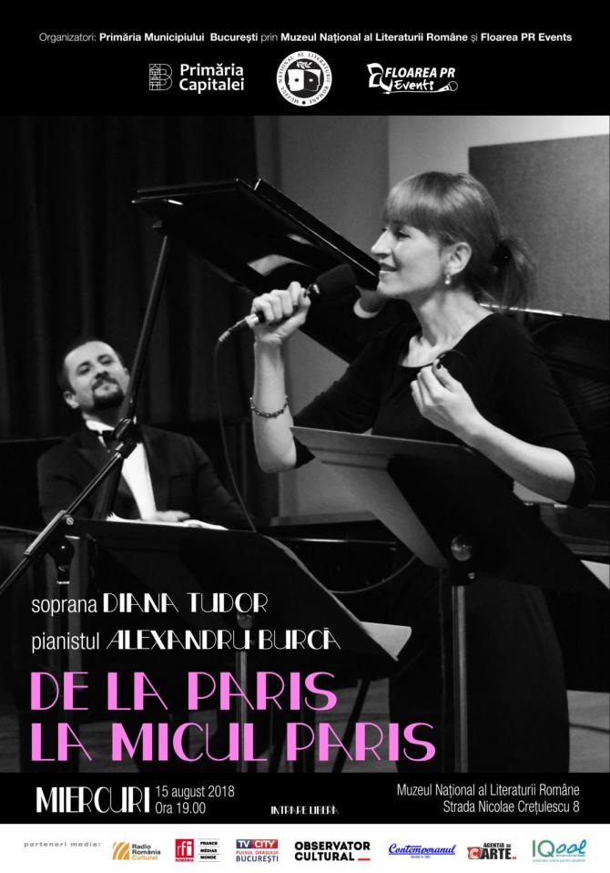 De la Paris la Micul Paris