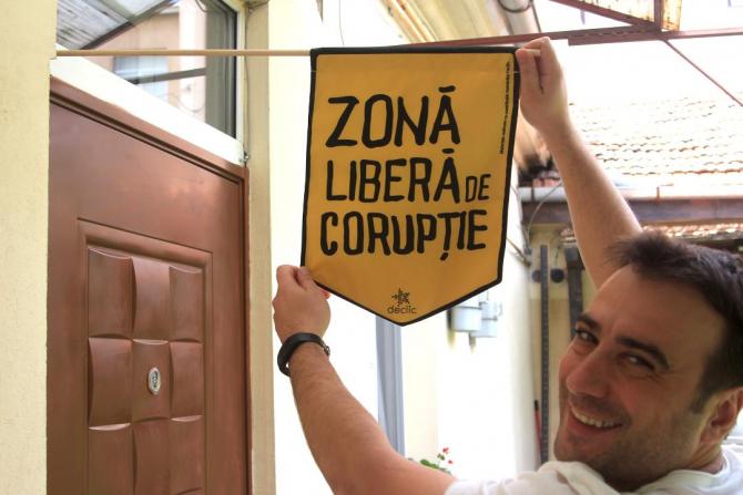 Zona libera de coruptie