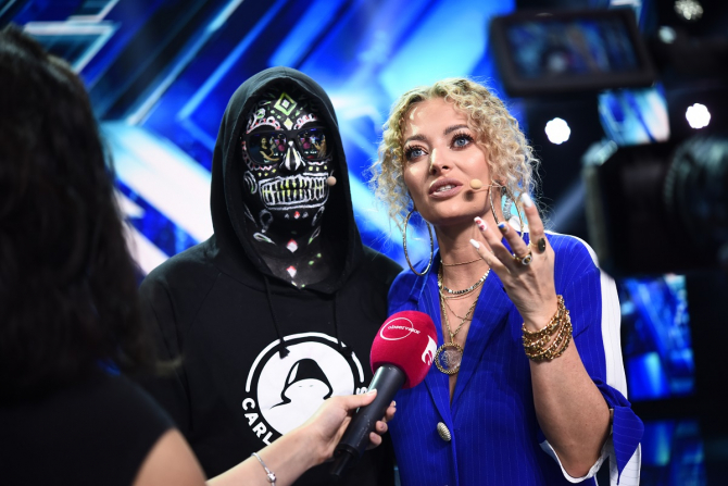 Delia - X Factor