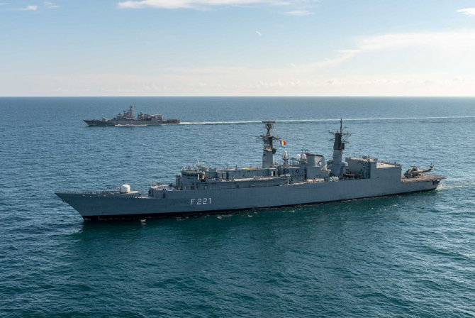 NATO -Marea Neagra