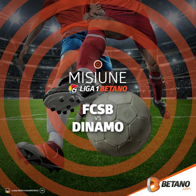 FCSB - DINAMO București