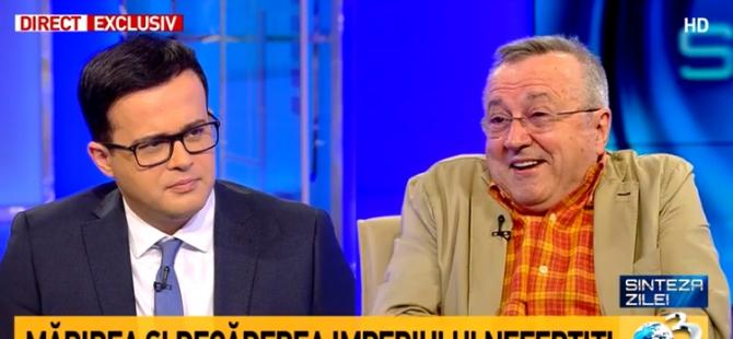"""Mihai Gâdea: """"Am primit un mesaj"""". Legătura cu procurorul-şef interimar al DNA"""