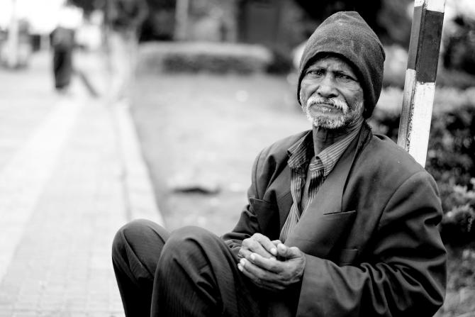 Persoana fără adăpost