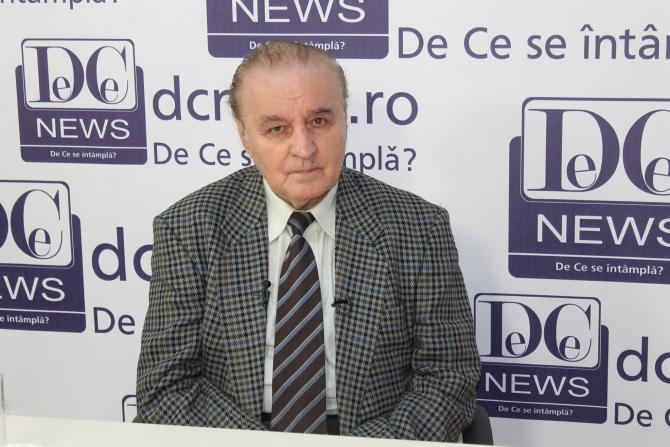 """Constantin Ionescu-Târgovişte, interviu la """"Academia de Sănătate"""""""