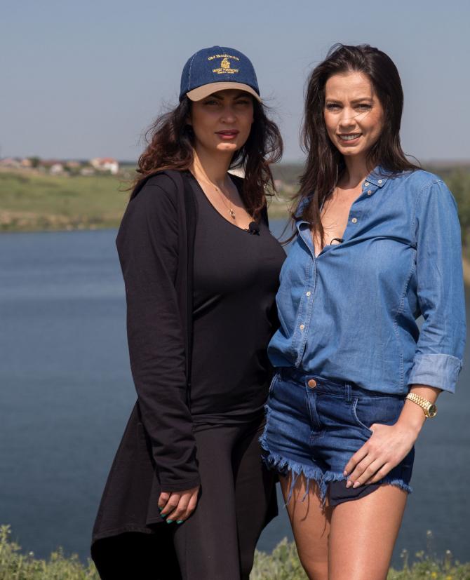 Iuliana și Nicoleta Luciu