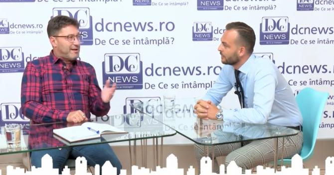 "Alexandru Manea, antreprenor în imobiliare, la ""Jungla Urbană"""