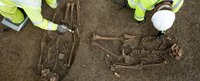 Rămășițele descoperite Sursă foto: sciencealert.com