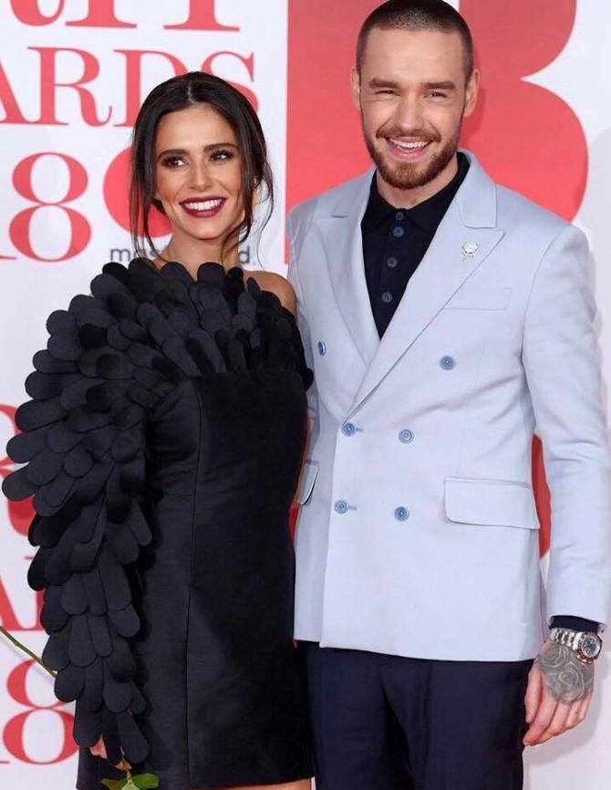 Liam Payne și Cheryl Cole