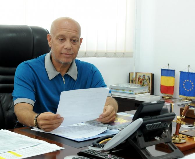 Marian Goleac, directorul ADP Sector 4