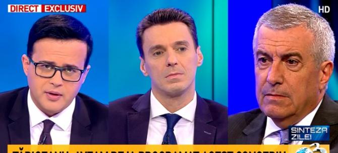 Suspendare Iohannis. Mircea Badea, întrebare cheie pentru Tăriceanu