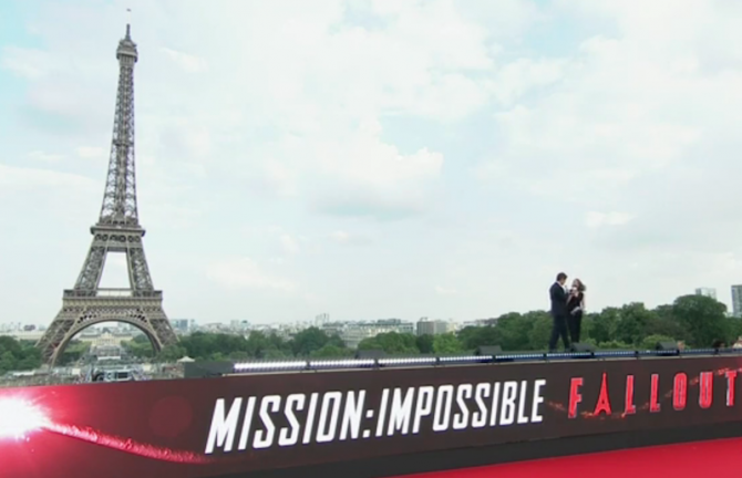 'Mission: Impossible - Fallout', premiera mondială la Paris - VIDEO