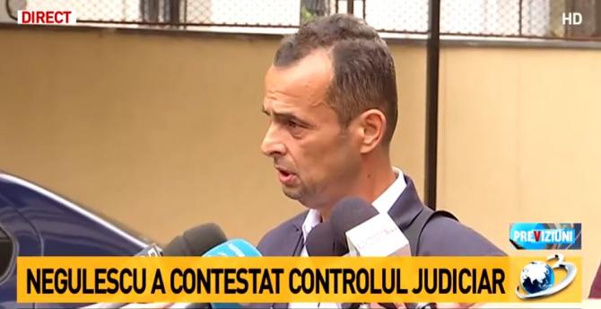 Mircea Negulescu, declarații: Nu mai știu. Sunt și emoționat
