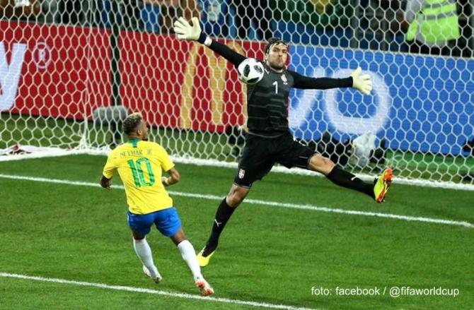 Neymar Jr., starul Braziliei