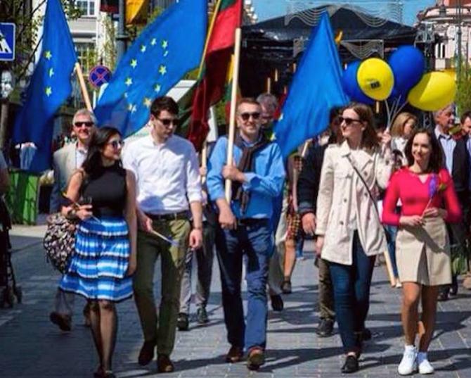 Raportorul Parlamentului European pentru Republica Moldova, Petras Austrevicius