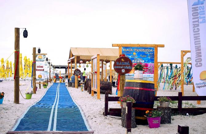 Plajă terapeutică