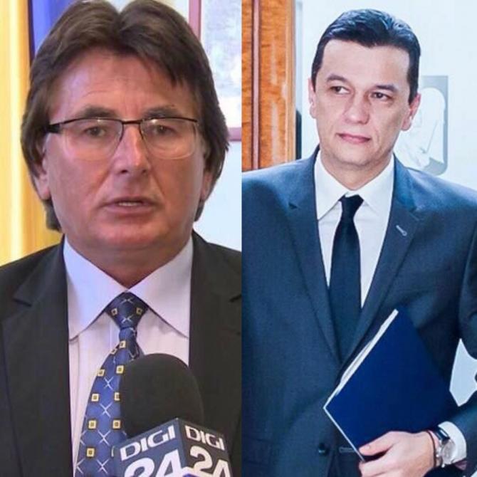 Nicolae Robu - Sorin Grindeanu