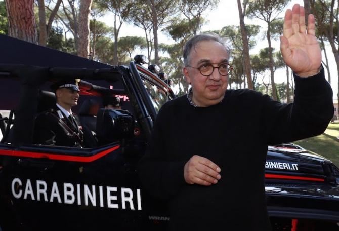 Sergio Marchionne. foto: repubblica.it