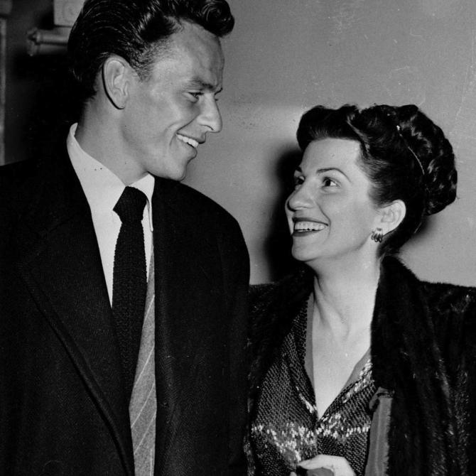 Familia Sinatra. foto: Twitter