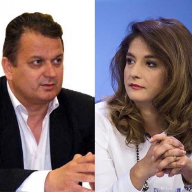 Virgil Guran și Andreea Crețulescu