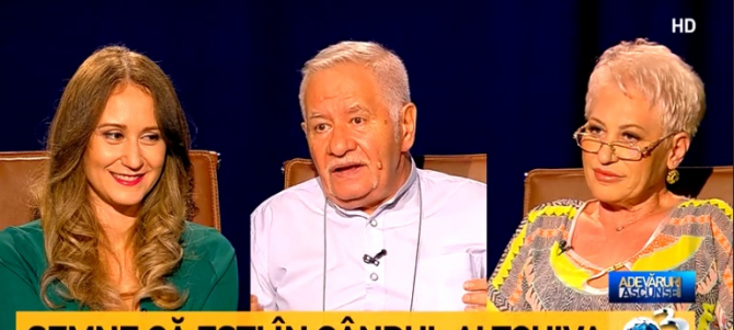 Mihai Voropchievici și Lidia Fecioru