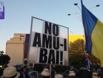 Proteste #rezist. Sorin Ovidiu Bălan: Băi, băieți... Copilași