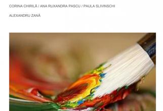 Artiști români expun la Menton