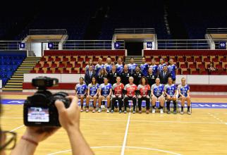 CSM București, handbal feminin. foto: csmbucuresti.ro