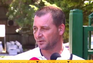 Jandarm, rănit în Piața Victoriei: M-a umplut de sânge. Veneau din toate părțile