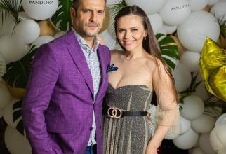 Cristina Șișcanu și Mădălin Ionescu