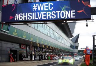 Silverstone. foto: @SilverstoneCircuits