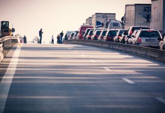autostrada trafic