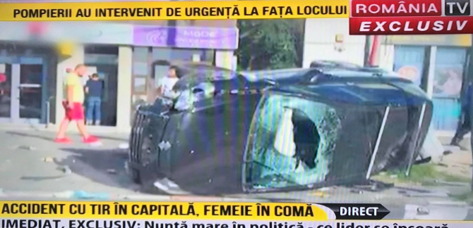 Accident Pipera