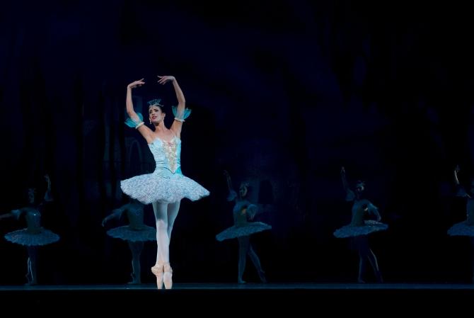 Dieta de balerină