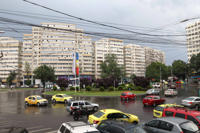 Trafic București