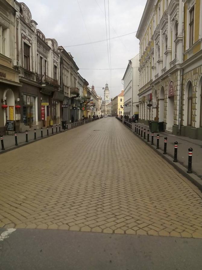Centrul Vechi - Satu Mare