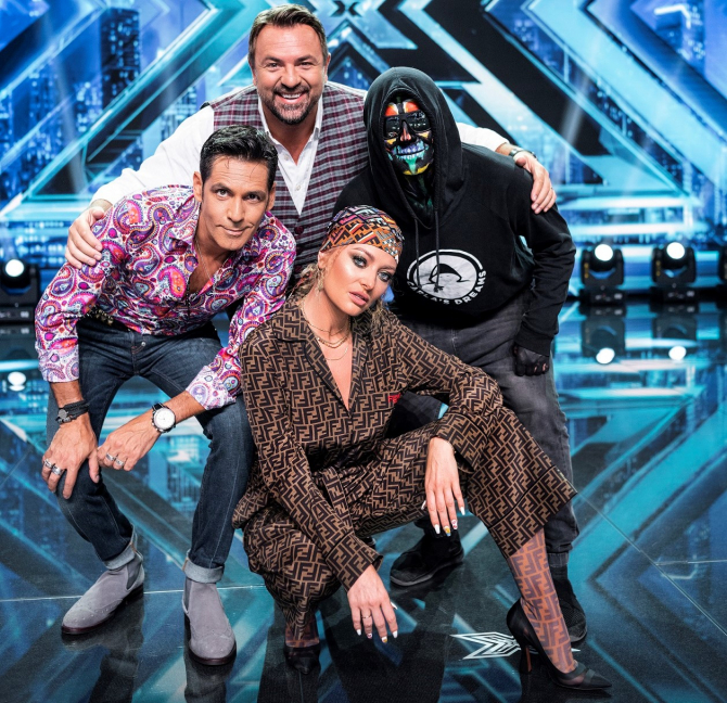 X Factor - juriul
