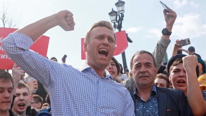 Aleksei Navalnîi. foto: deschide.md
