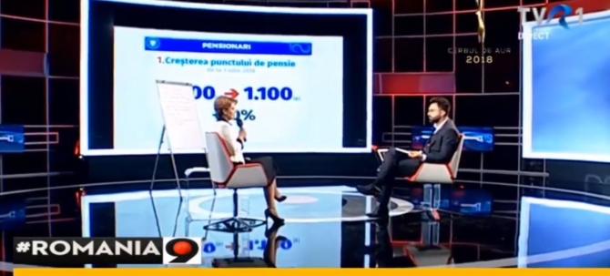 Pensie Iohannis. Lia Olguța Vasilescu: Va avea...